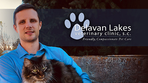 Dr. Ben Berry of Delavan Lakes Veterinary Clinic