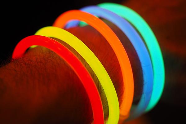 Don't Leave Glow Sticks Lying Around